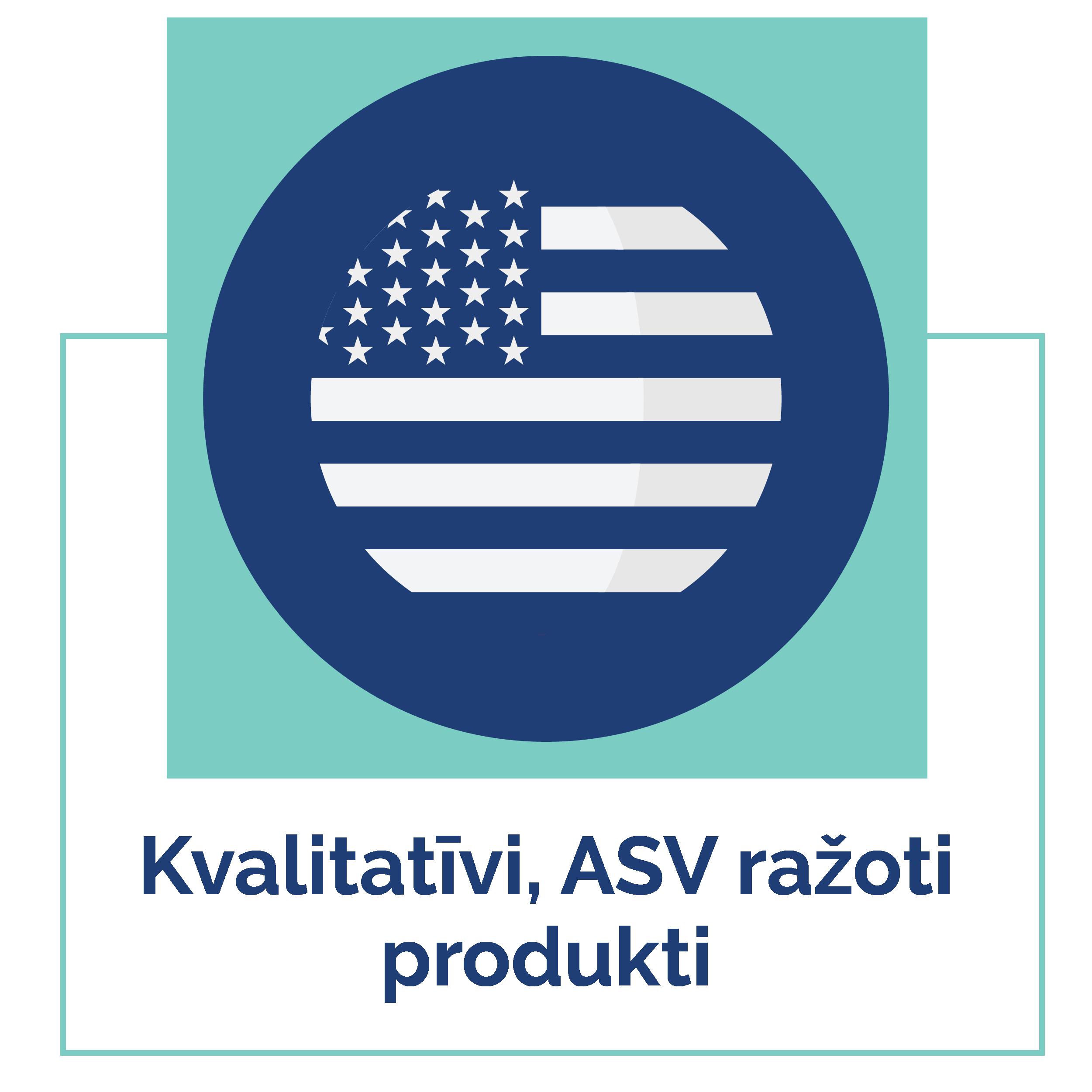 Kvalitatīvi ASV razoti produkti